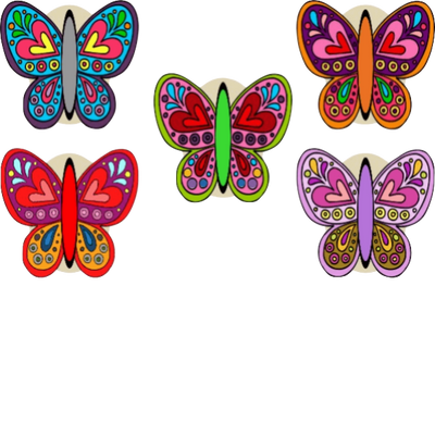 BUTTERFLY COLLECTION PACK