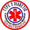 Medical Alert CGM - Do Not Remove - Type 2