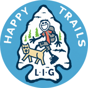 Life is Good - HAPPY TRAILS