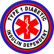 Type 1 Diabetes Medical Alert Patch