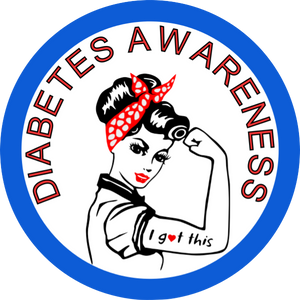 ROSIE RIVETER - DIABETES AWARENESS