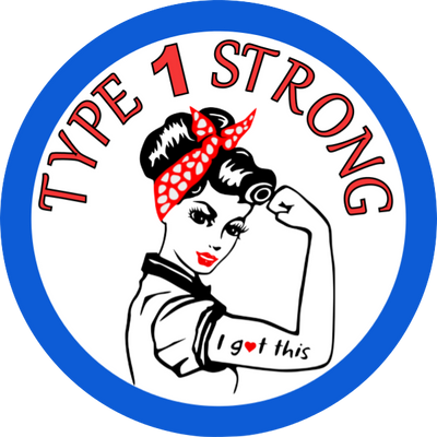 ROSIE RIVETER - TYPE 1 STRONG