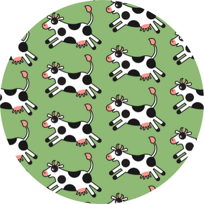 UDDERLY HAPPY COWS