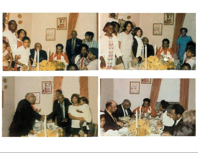 Coretta Scott King, Reverend Martin Luther King, Sr., the Dinner Party and the Okra Gumbo Recipe They Loved