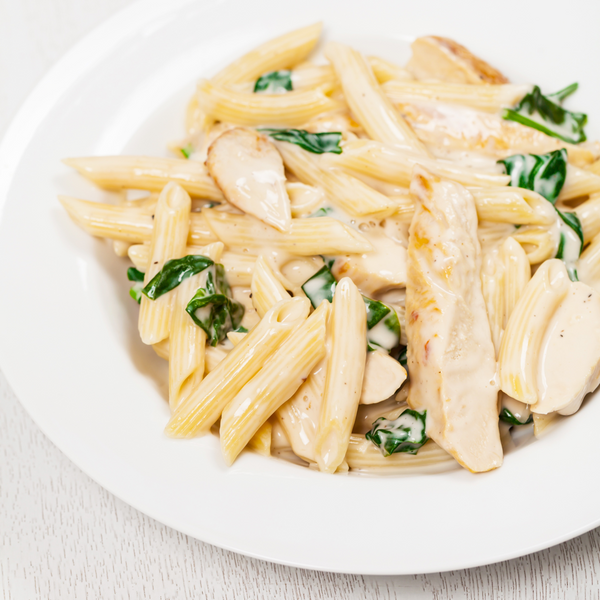 The Cook Shop Creamy Chicken Pasta