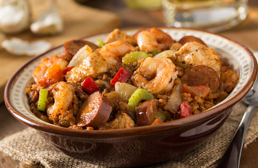 THE COOK SHOP CREOLE JAMBALAYA
