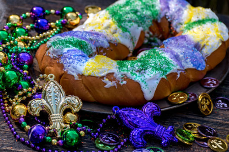 The Great King Cake Debate