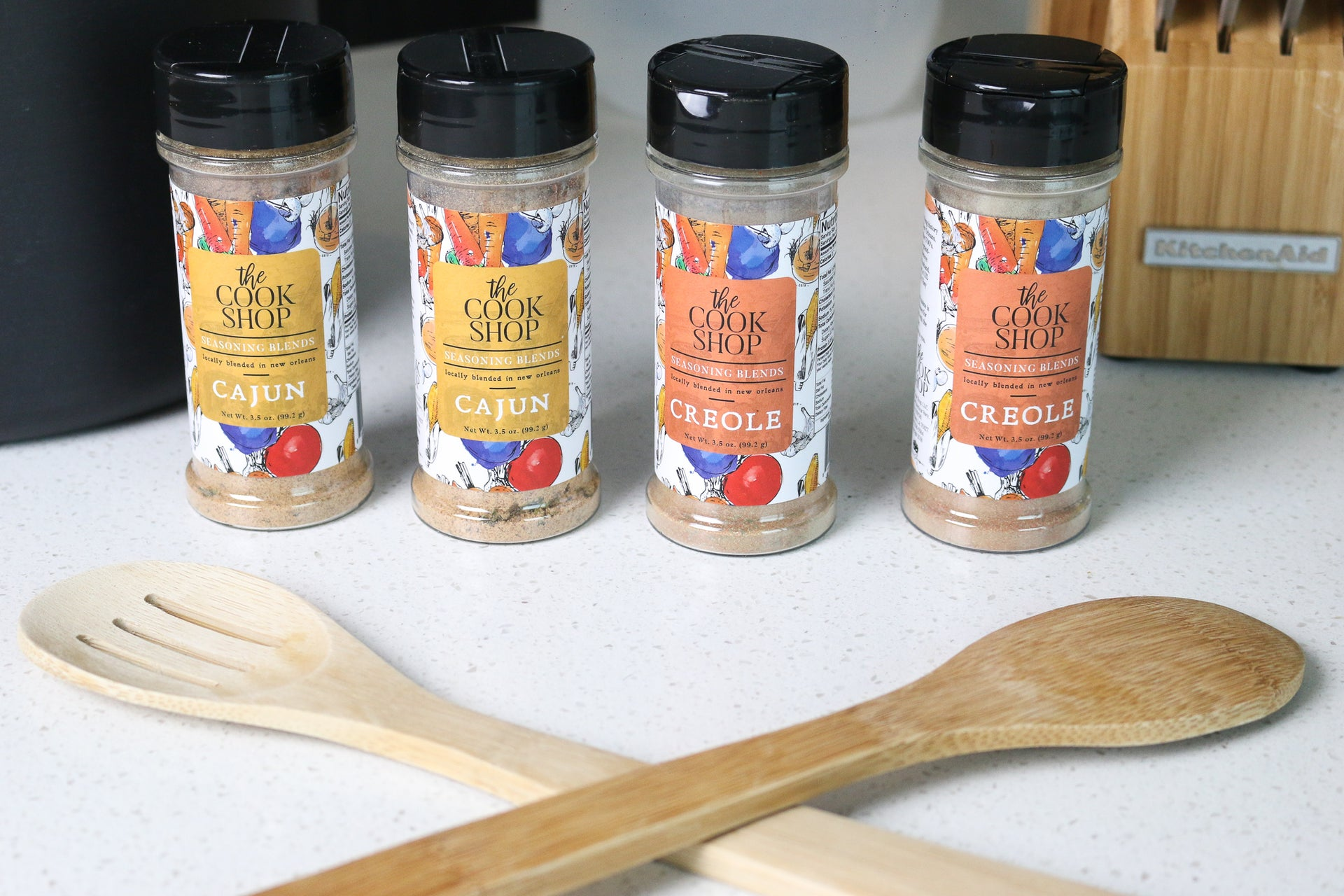 The Cook Shop Seasonings