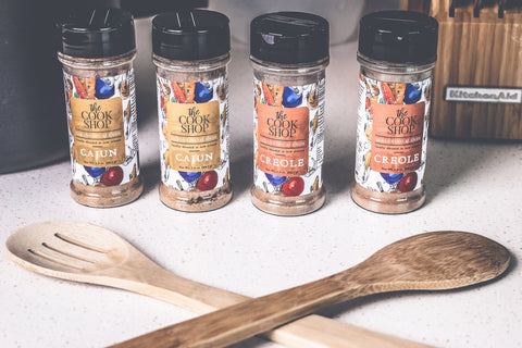 Cajun Seasoning | Creole Seasoning | The Cook Shop