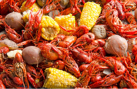Cajun Crawfish