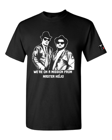Blues Brothers Jiu Jitsu Tee