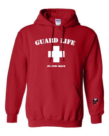 The Guard Life (Jiu Jitsu Beach) Hoodie