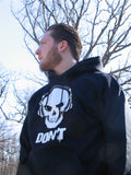 The DON'T (Do Not Disturb) Competition warm up Hoodie
