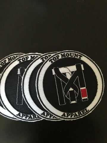 Top Mount Apparel Gi Patch