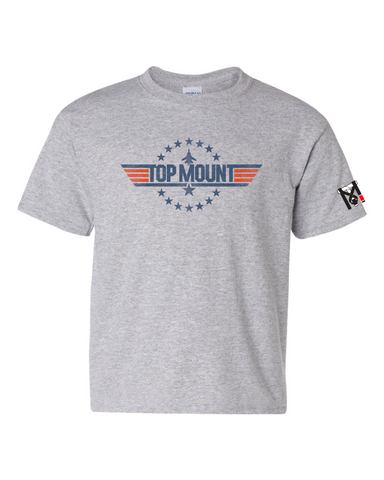 Kids Top Mount Top Flight Tee