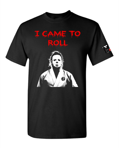 I Came To Roll Halloween Tee