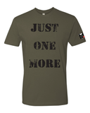 The Just One More Tee