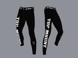 KIDS Top Mount Apparel Unisex Compression Pants Tights MMA BJJ Spats