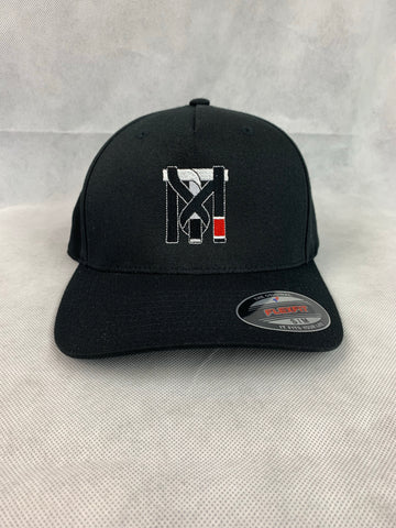 Top Mount Flex Fit Hat