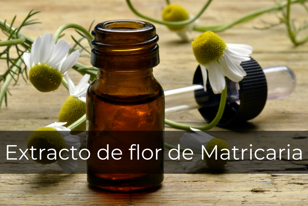 Prismax Ingredient: Matricaria Flower Extract