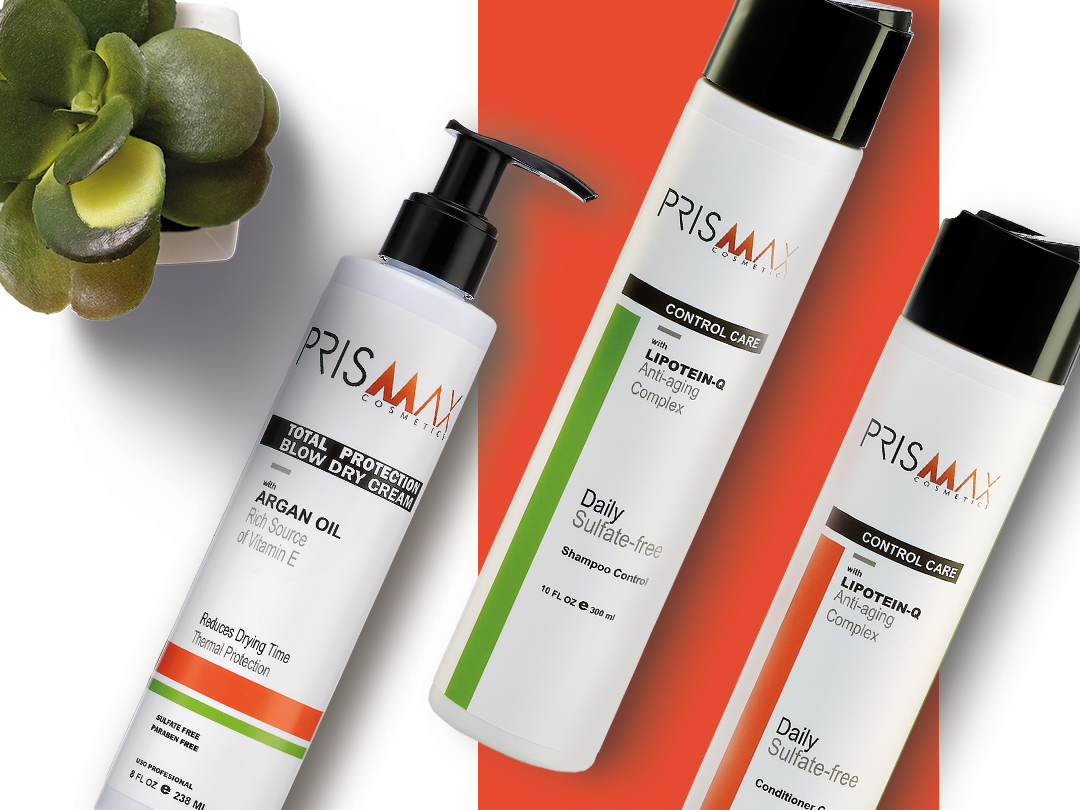 Prismax Shampoos and Conditioners