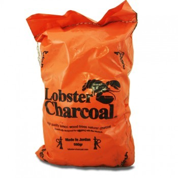 Charbons de bois Lobster Naturel 500gr