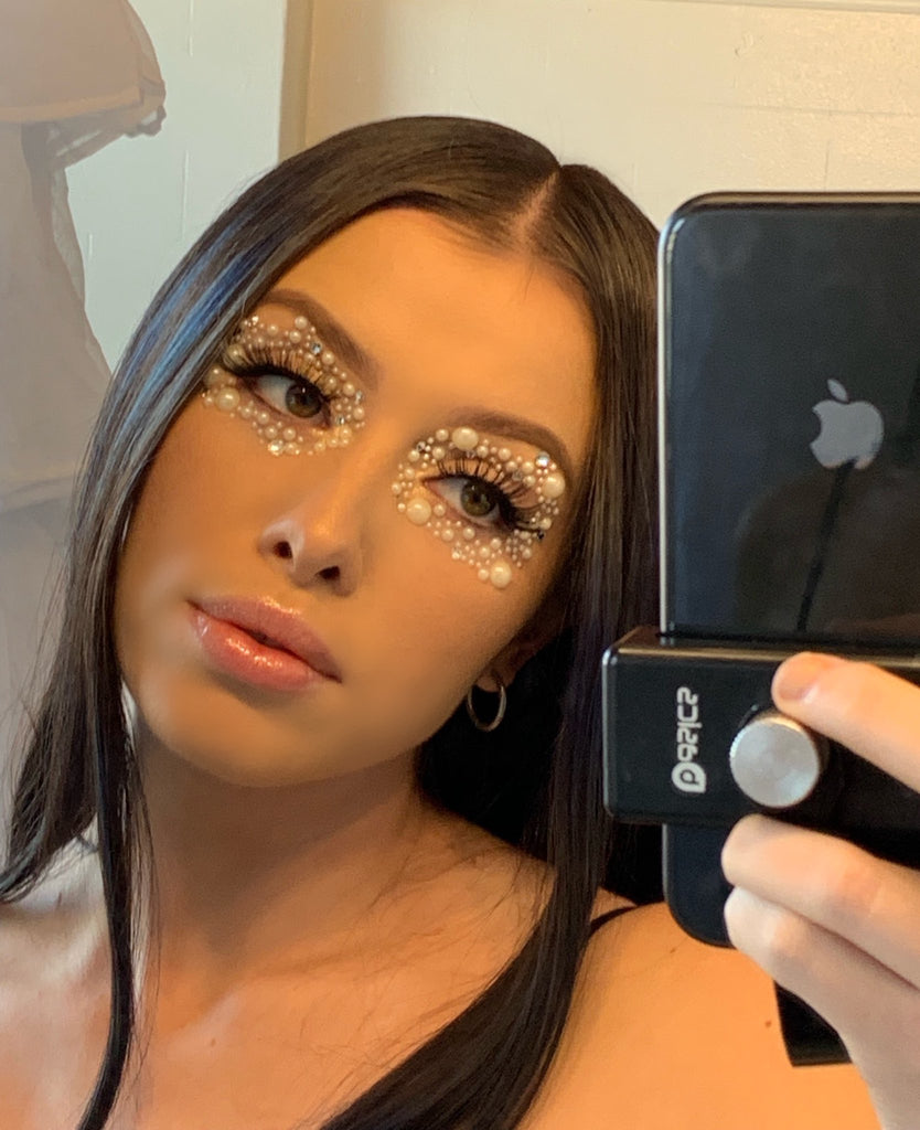 glitteryytearz in No Makeup Coco