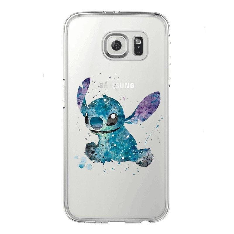 coque samsung s6 edge disney stitch