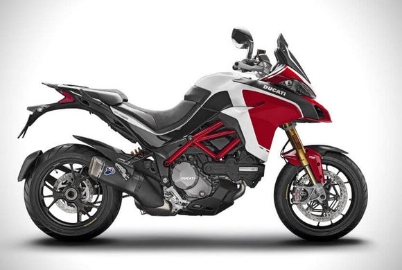Aftermarket Parts & Accessories for Ducati Multistrada 1260/S/D/Air/Pikes