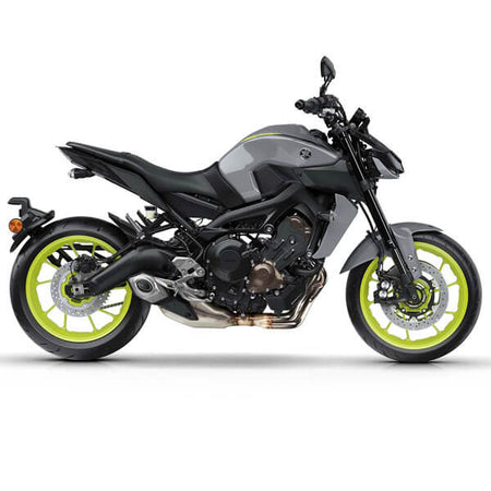 Yamaha MT-09 2017-2019 Mods