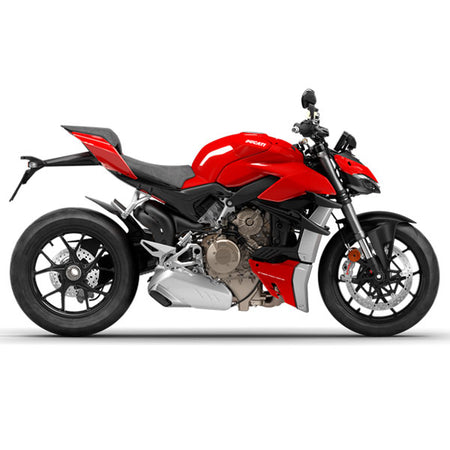 Premium Parts & Accessories for Ducati Streetfighter V4/S