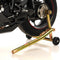 Pit Bull Hybrid One Armed Rear Stand for Triumph w/ Single Sided Swingarms (Includes Both Pins)