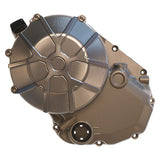 SpeedyMoto Ducati Wet Clutch Cover - Gray