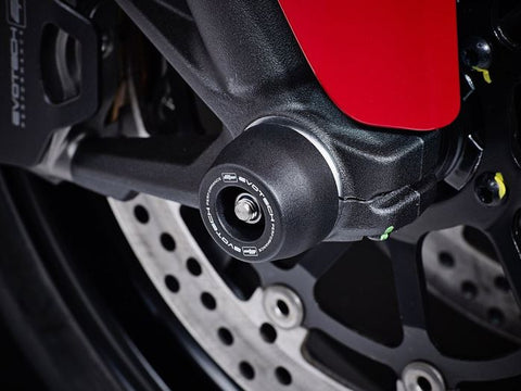 Evotech Performance Front Fork Sliders 2017+ Ducati Supersport/S