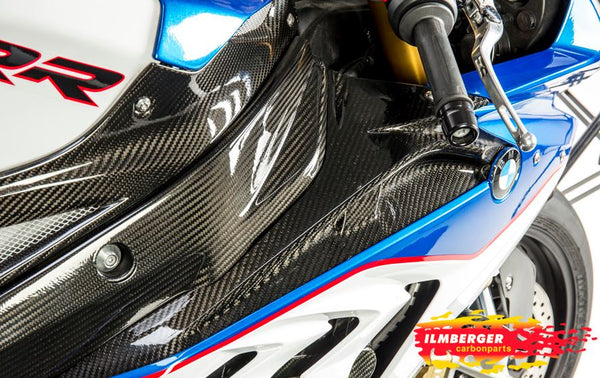 ILMBERGER Carbon Fiber Upper Fairing Side Panel (Right) 2015-2016 BMW S1000RR