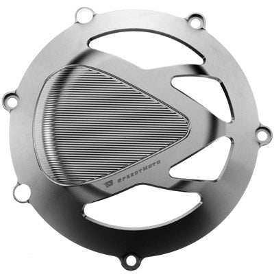 SpeedyMoto Ducati Scudo Clutch Cover - Gray