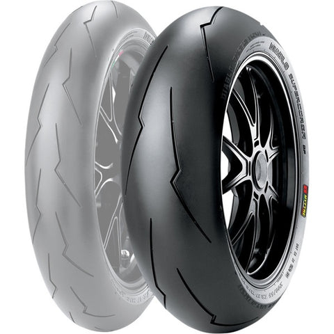 Pirelli Diablo Supercorsa SP V2 Rear Tire
