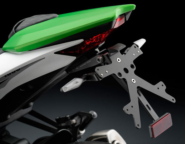 "Rizoma ""FOX"" License Plate Support 2014-2016 Kawasaki Z1000"