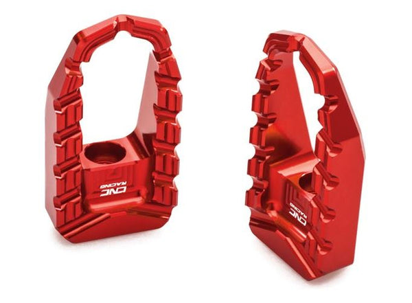CNC Racing Easy Footpegs | Passenger