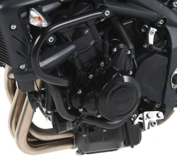 Hepco & Becker Engine Guard for '07-'12 Triumph Street Triple/R