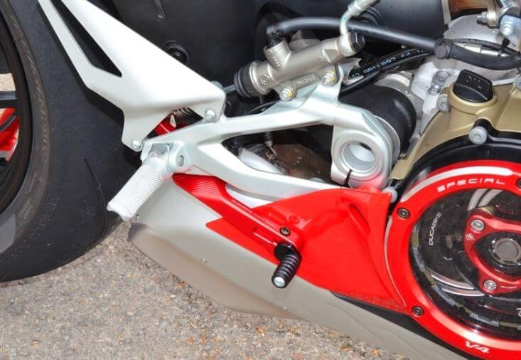 Ducabike RPLF17A Brake Lever for Ducati Panigale/ Streetfighter V4