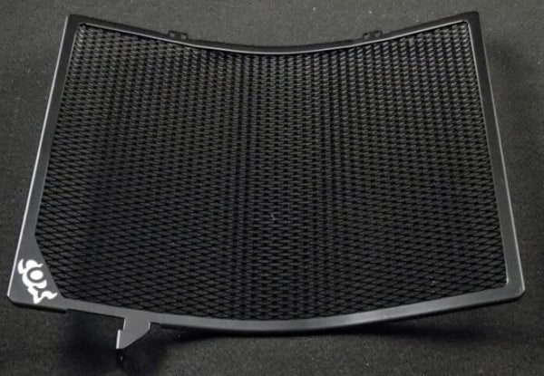 Cox Racing Radiator Guard for '08-'13 Triumph Street Triple
