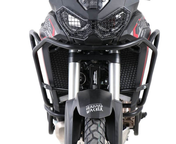 Hepco & Becker Tank Guard for '19-'20  Honda CRF1100L Africa Twin - Black