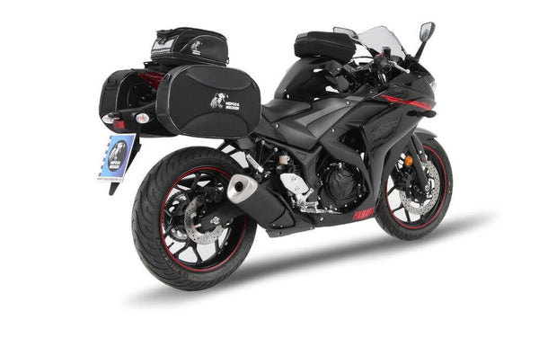 Hepco & Becker C-Bow Carrier for '15 Yamaha YZF-R3