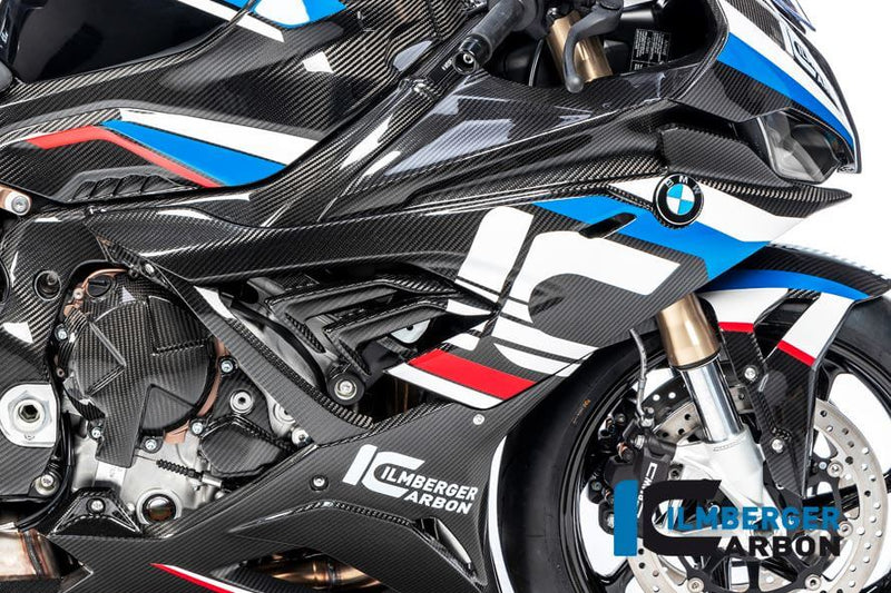 ILMBERGER Carbon Fiber Fairing Side Panel (Right) for Street '19-'20 BMW S1000RR