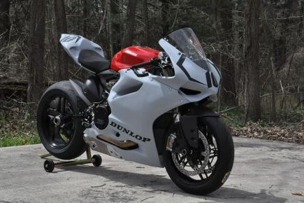 Armour Bodies Pro Series Bodywork Supersport Kit Ducati 1199 Panigale