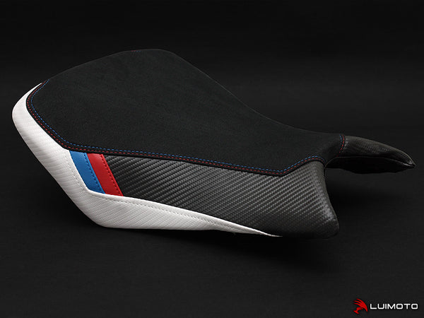 LuiMoto Motorsports Rider Seat Covers for 2015-2018 BMW S1000RR