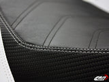 LuiMoto Cafe Line Seat Cover 2011-2015 Triumph Speed Triple - motostarz.com