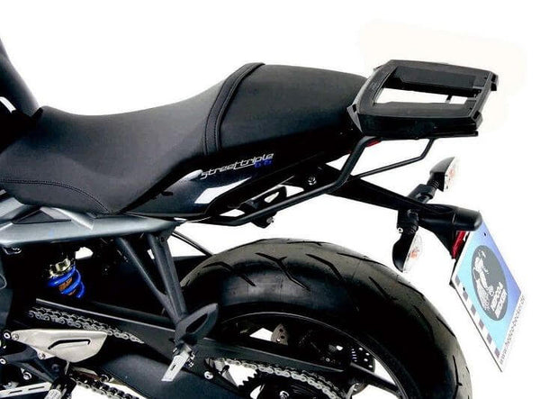Hepco & Becker Rear AluRack for '13-'19 Triumph Street Triple/R