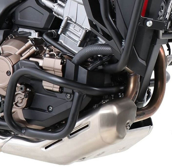 Hepco & Becker Engine Guard for '19-'20  Honda CRF1100L Africa Twin - Black